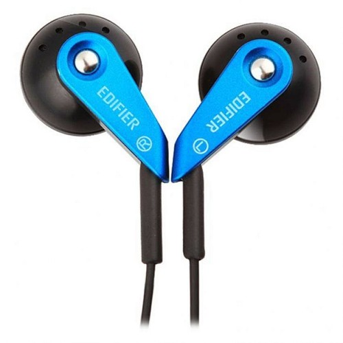 EDIFIER Earphone [H185] - Blue - Earphone Ear Monitor / Iem